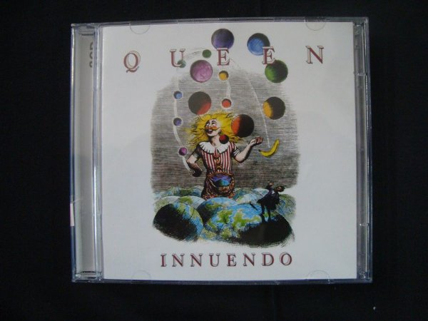 CD Queen - Innuendo - duplo
