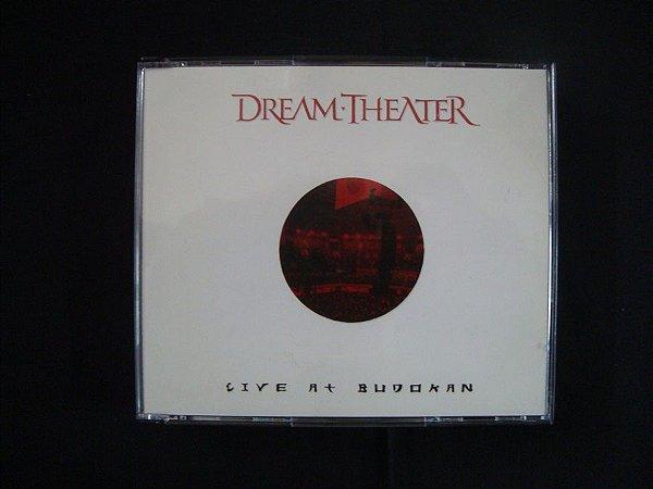 CD Dream Theater - Live at Budokan - Triplo