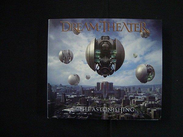 CD Dream Theater - The Astonishing - duplo importado