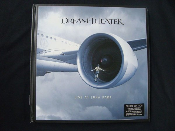Box Dream Theater - Live at Luna Park - Deluxe Edition