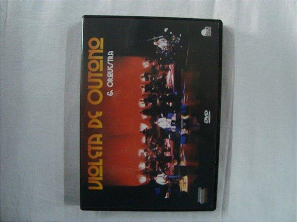 DVD Violeta de Outono - & Orquestra