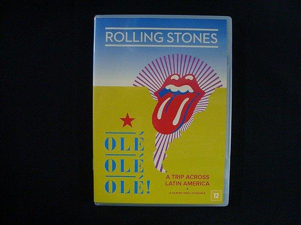 DVD The Rolling Stones - Olé Olé Olé ! A trip across Latin America