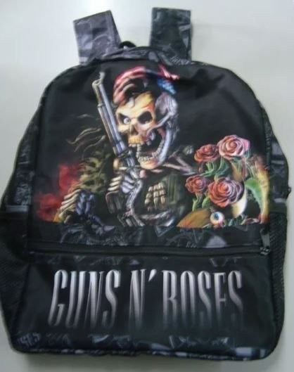 Mochila Escolar - Guns and Roses - Family Tree