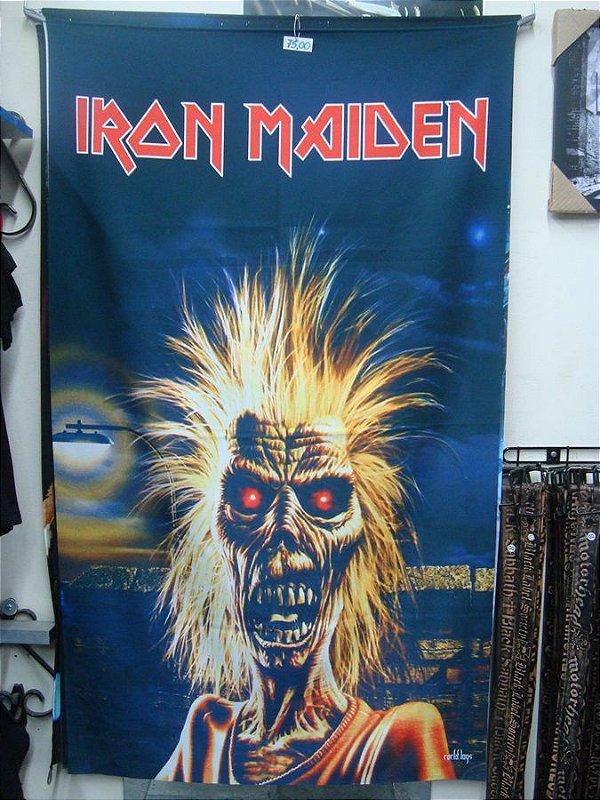 Bandeira Iron Maiden - Iron Maiden