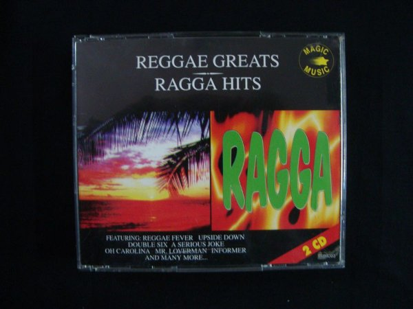 CD Reggae Greats + Ragga Hits