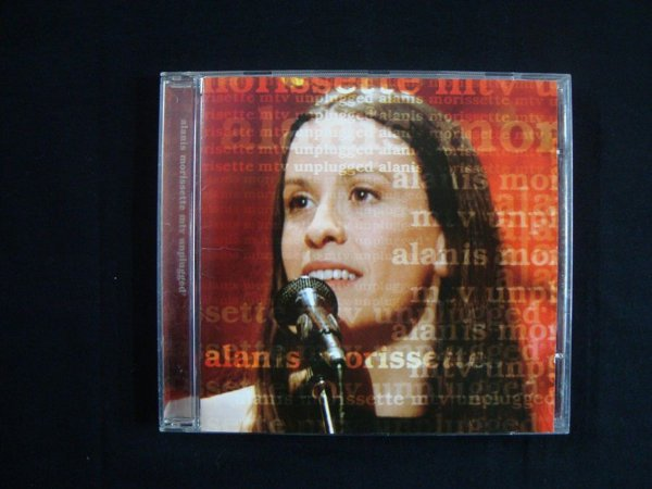 CD Alanis Morissette - Unplugged MTV
