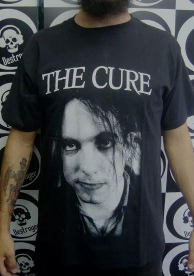 Camiseta The Cure