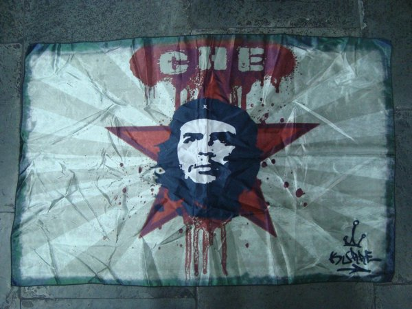 Bandeira Che Guevara