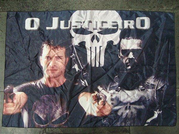 Bandeira O Justiceiro