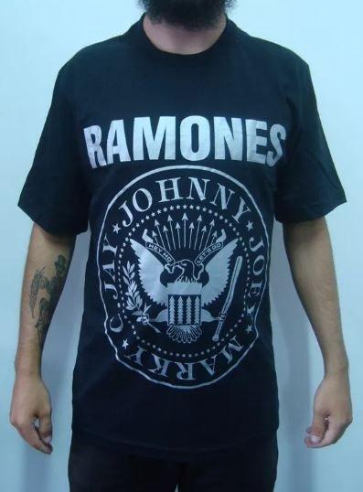 Camiseta Ramones - Símbolo