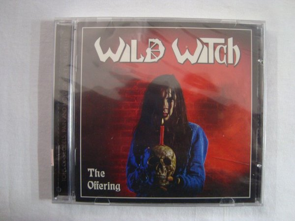 CD Wild Witch - The Offering
