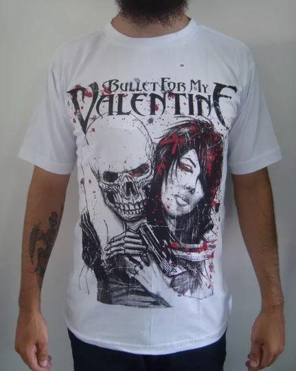 Camiseta Bullet for My Valentine