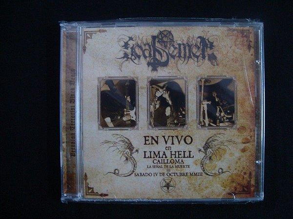 CD Goat Semen - En vivo en Lima Hell