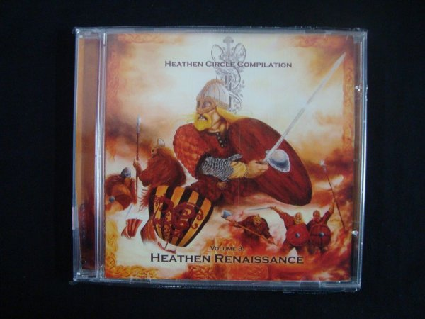 CD Heathen Circle Compilation - Vol 3 - Heathen Renaissance