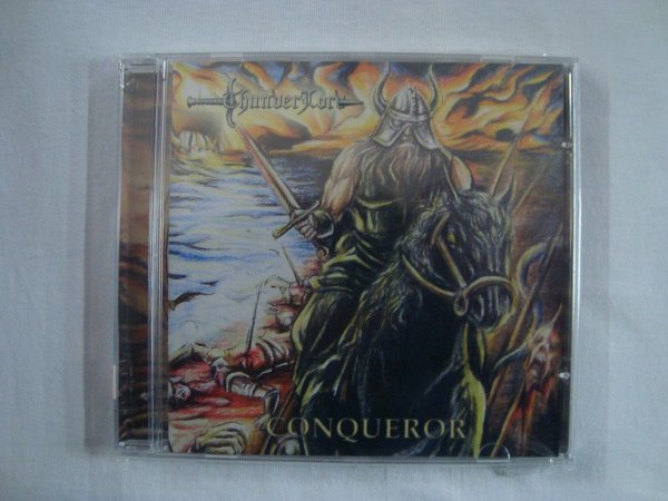CD Thunderlord - Conqueror