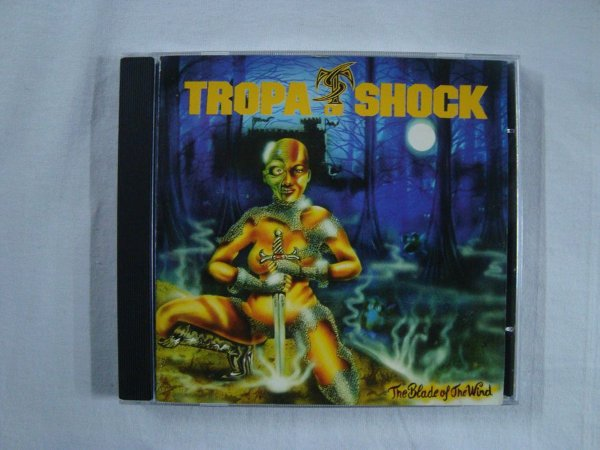 CD Tropa de Shock - The Blade of the Wind