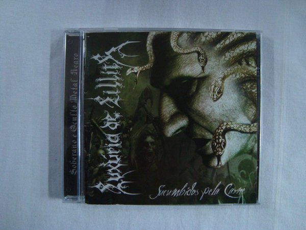 CD Luxúria de Lillith - Sucumbidos pela carne