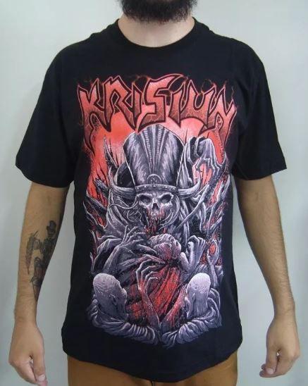 Camiseta Krisiun