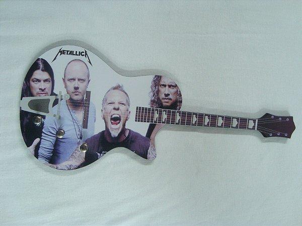 Porta Chaves - Metallica - Banda