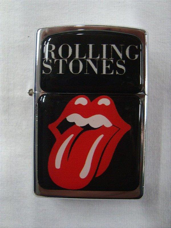 Isqueiro - The Rolling Stones