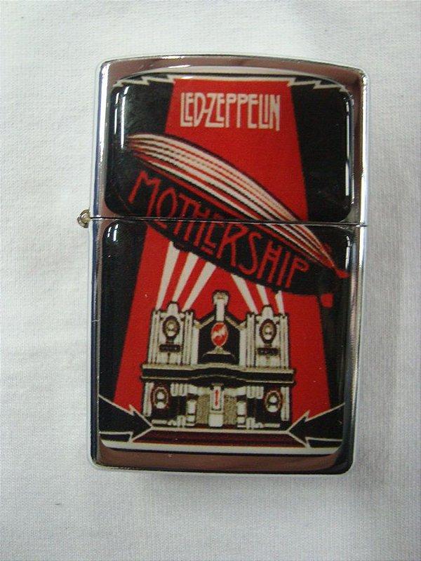 Isqueiro Led Zeppelin - Mothership