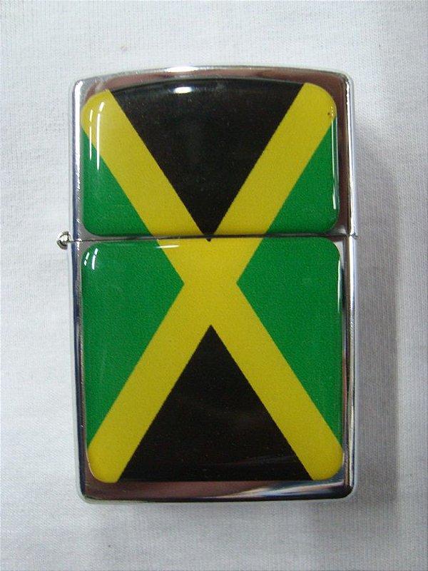 Isqueiro - Bandeira da Jamaica