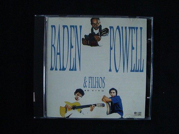 CD Baden Powell & Filhos - Ao vivo