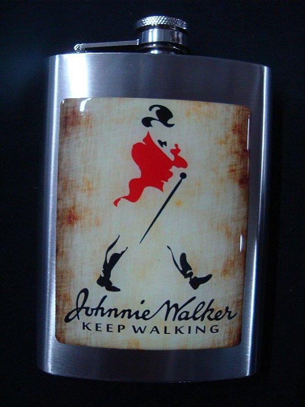 Cantil - Johnnie Walker - Keep Walking