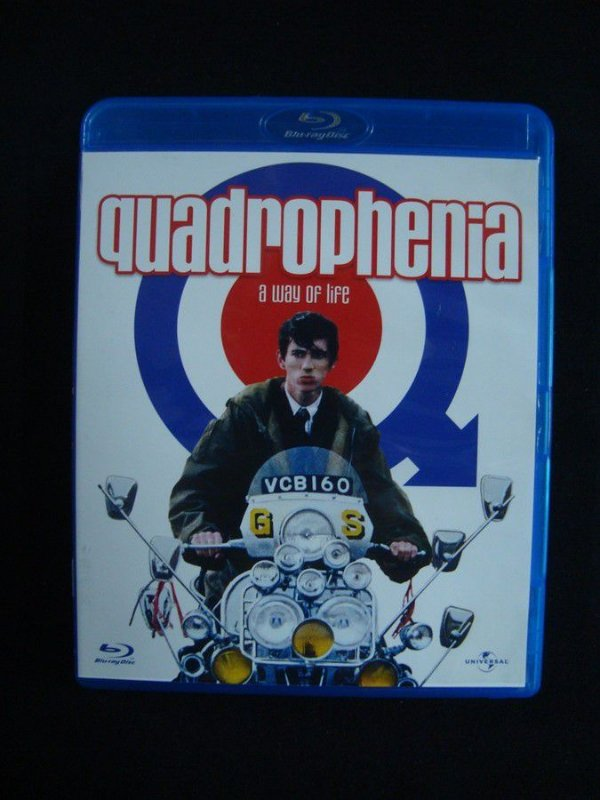 Blu-ray The Who - Quadrophenia - A way of life
