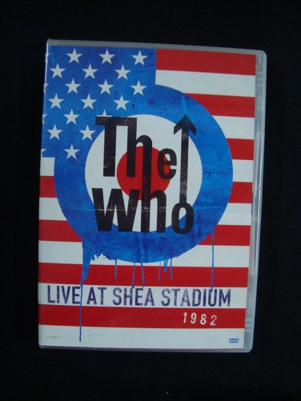 DVD The Who - Live at Shea Stadium 1982