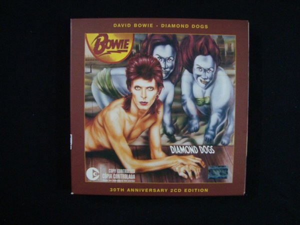 CD David Bowie - Diamond Dogs - 30th Anniversary 2 CD Edition