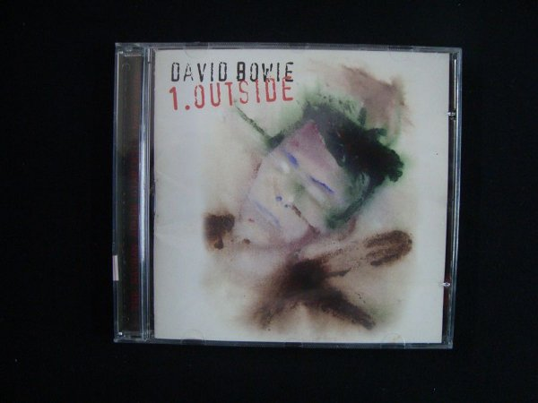 CD David Bowie - 1.Outside - The Nathan Adler Diaries