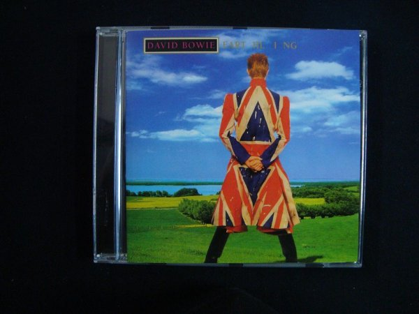 CD David Bowie - Earthling - Importado