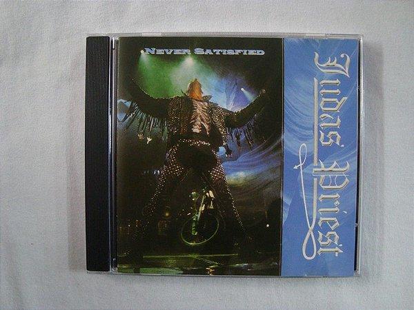 CD Judas Priest - Never Satisfied