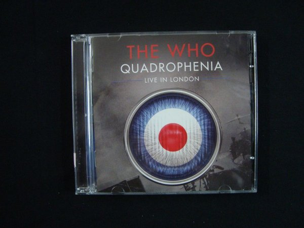 CD The Who - Quadrophenia - Live in London - Duplo