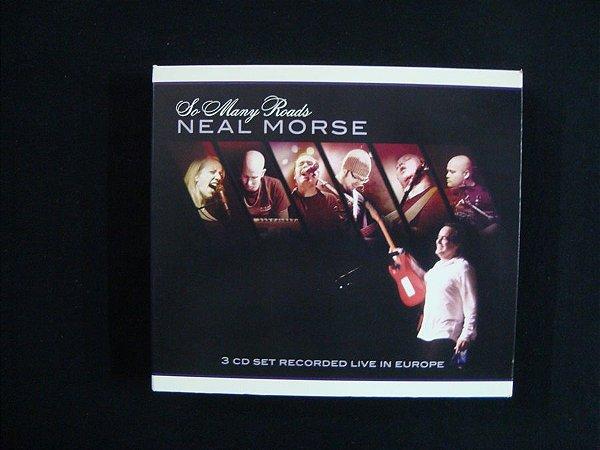 CD Neal Morse - So many Roads - 3 CD Set - Importado