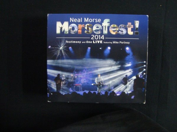 Box 6 CD's Set - Neal Morse - Morsefest 2014 - Testimony and One Live feat Mike Portnoy - Importado