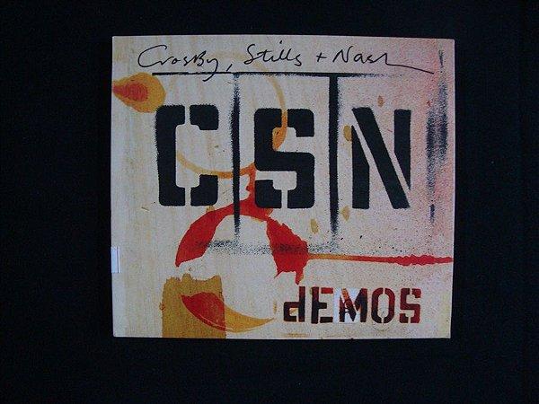 CD Crosby Stills & Nash - CSN Demos