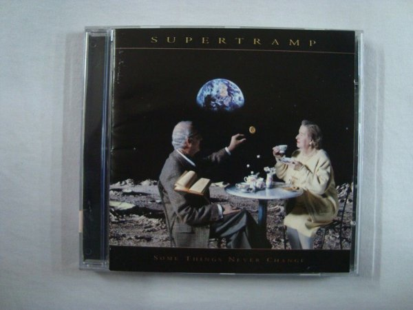 CD Supertramp - Some things never change