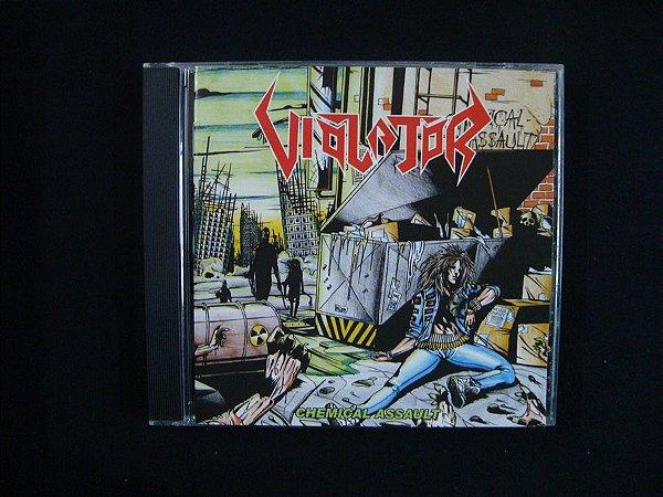 CD Violator - Chemical Assault