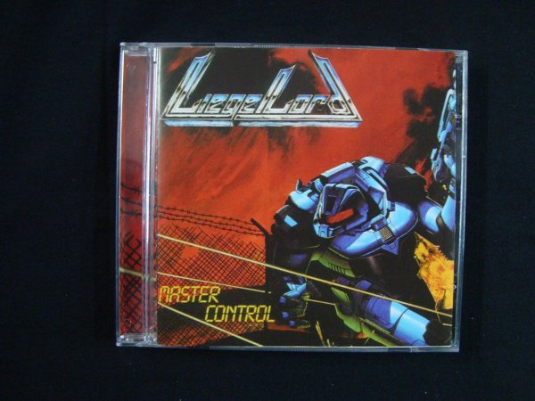 CD Liege Lord - Master Control