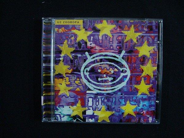 CD U2 - Zooropa