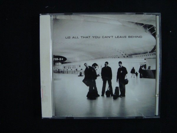 CD U2 - All That You Can't Leave Behind
