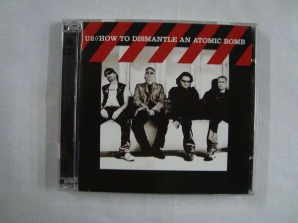CD U2 - How to Dismantle an Atomic Bomb Duplo