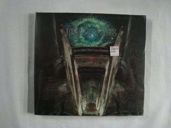 Cd Melektaus - Nexus for Continual Genesis - Importado
