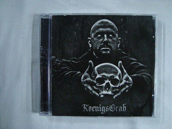 CD KonigsGrab - KoenigsGrab (black metal)