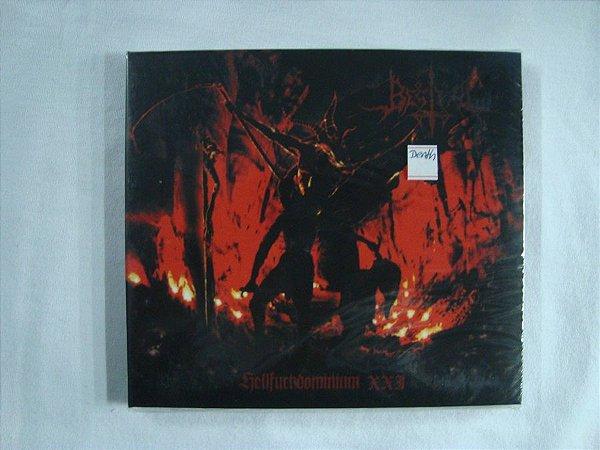 CD Bestial - Hellfuckdominium