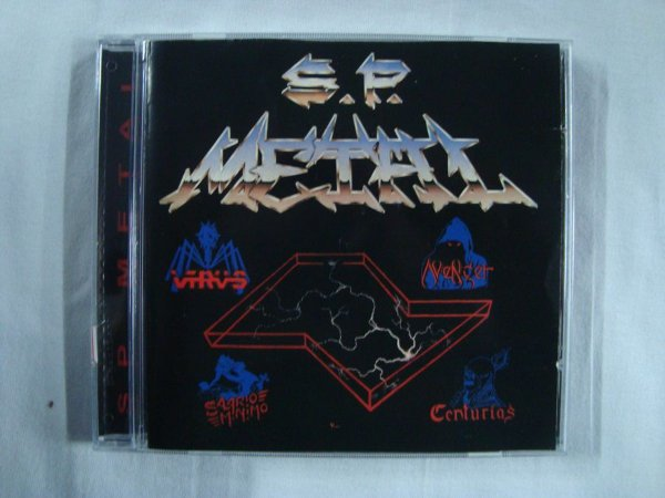 CD SP Metal