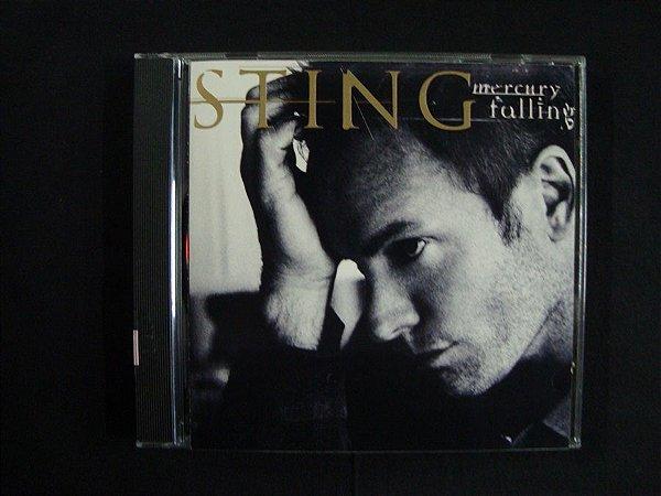 CD Sting - Mercury Falling