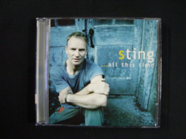 CD Sting - All this Time